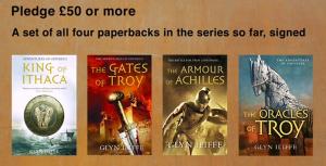 all 4 paperbacks