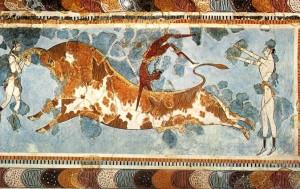 minoan-bull