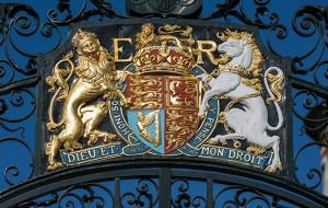 Royal Arms of England, London